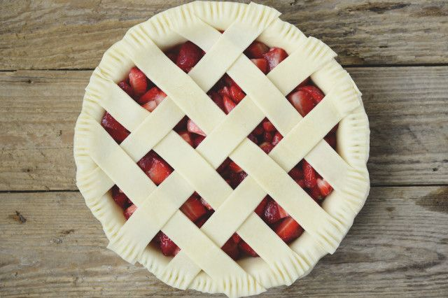 strawberry pie, ricetta perfetta