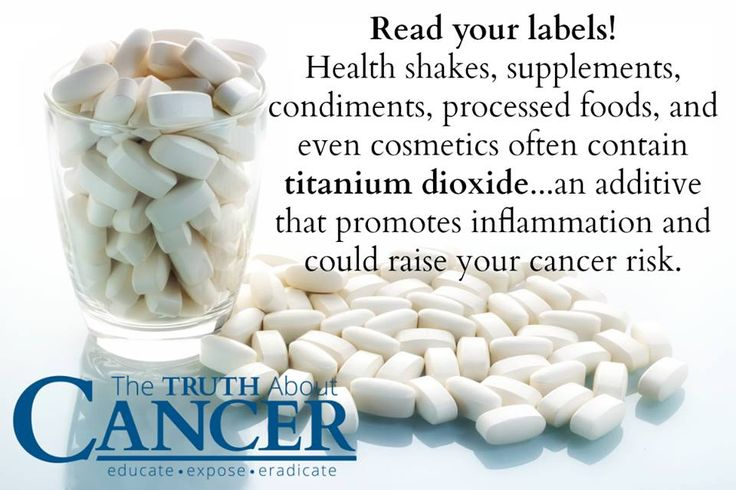 You know the dangerous additives food manufacturers are allowed to put in your food. Here's a cancer-causing one you need to check your labels for now!