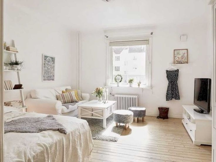 15 Furniture Ideas To Enhance The Interior Of Your Studio Apartment In 2020 Small Room Design Apartment Layout Studio Apartment Decorating