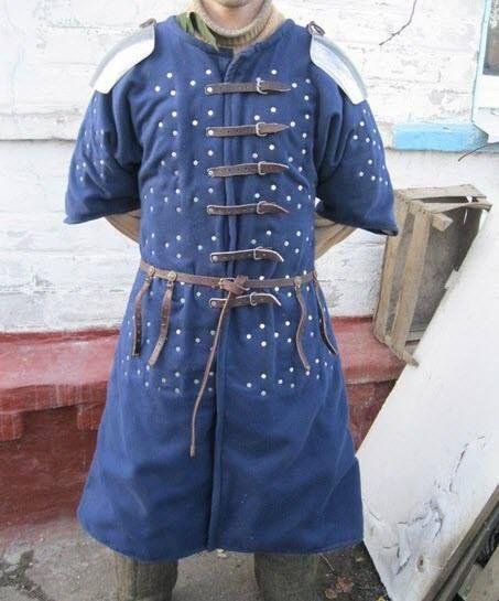 hatanga degel caftan; eastern Russia, Mongol, Tartar armor