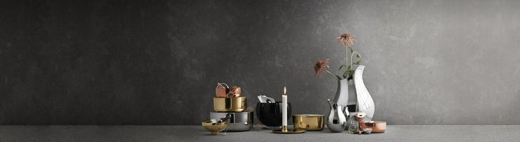 Georg Jensen - new 2012 collection by Ilse Crawford