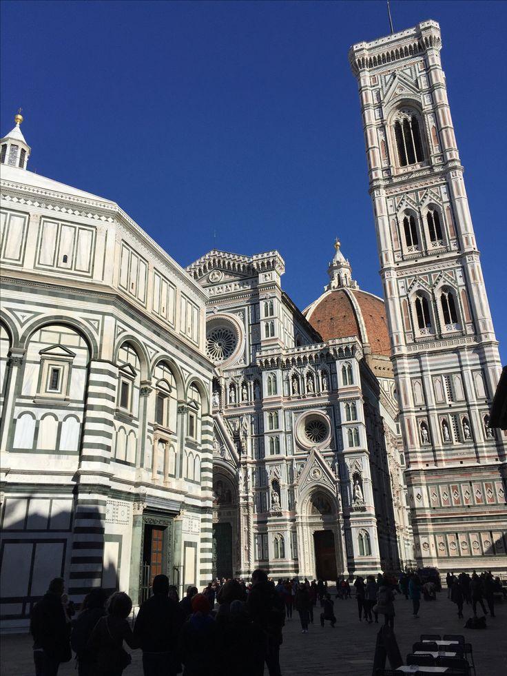 Piazza del Duomo. Firenze. Toscana. Italia