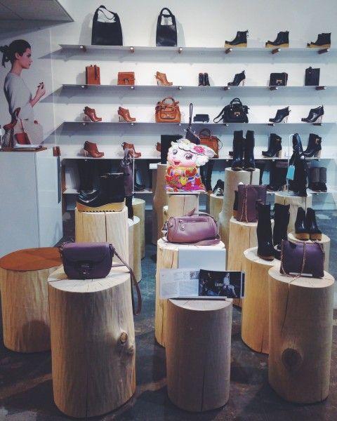 Muotoilusta vastaavat Lumin suunnittelijat Sanna Kantola ja Bruno Beaugrand. Kengät valmistetaan käsityönä Portugalissa. Kuva: Minea Hara