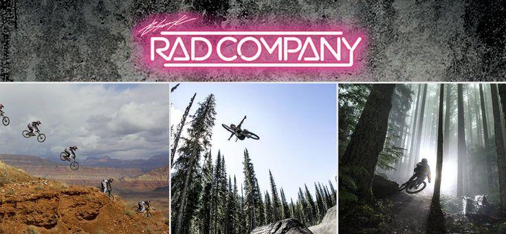 Brandon Semenuk's RAD COMPANY nimmt das Publikum auf eine visuelle Fahrt auf höchstem Niveau mit. Erstaunliche Bilder, progressive Freeride Aktion, eine Fülle von Mountainbike-Arten und ein Filmstil mit Vorreiterrolle an visuellen Effekten – der Film wird einen dort abholen, wo die Ikone NWD vor fast fünf Jahren endete. #BrandonSemenuk, #Dokumentation, #Freeride, #Film, #Mountainbike, #Singletrails, #Video, #AlpCon