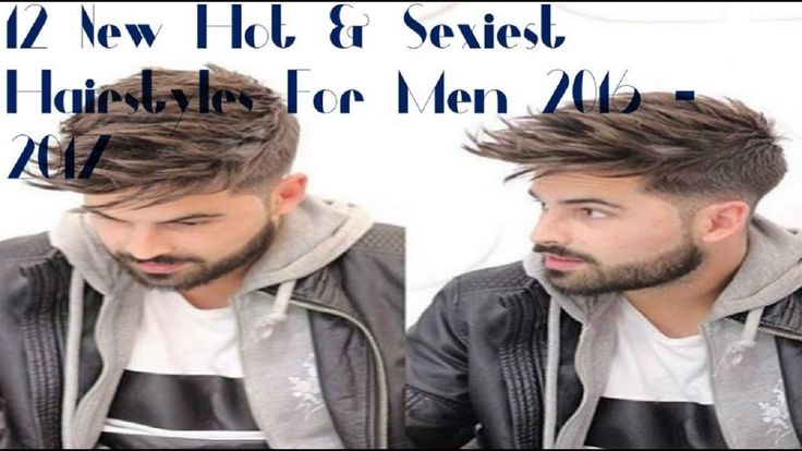 Beautiful Hairstyles For Men 2016 - Men's Haircut 2017 12 New Sexy