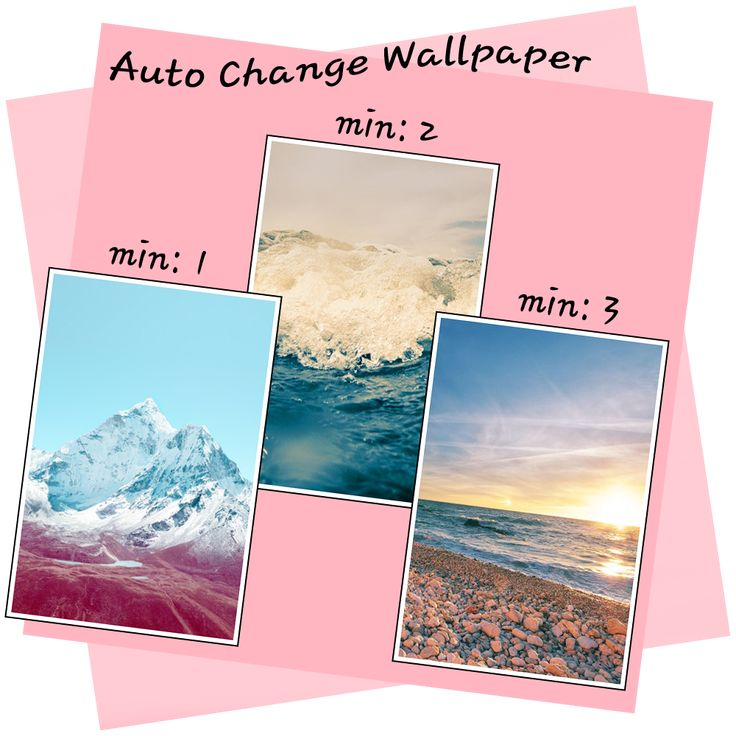 Auto wallpaper changer software download