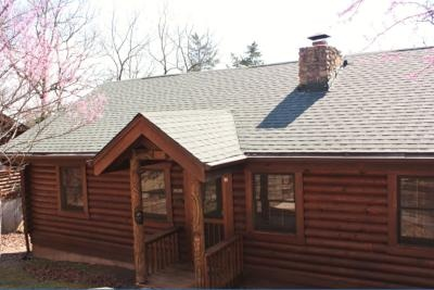 Bear Crossing Great Branson Cabins Branson Mo Rustic Cabins Log Homes Pinterest Cabin
