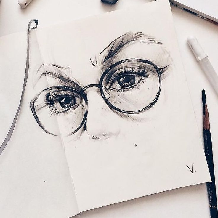 """9,278 Me gusta, 66 comentarios - FREE Art Featuring Page (@art.nights) en Instagram: """"Simple sketch but yet so beautiful by @shilinaviktory  Follow our art assistant page…"""""""