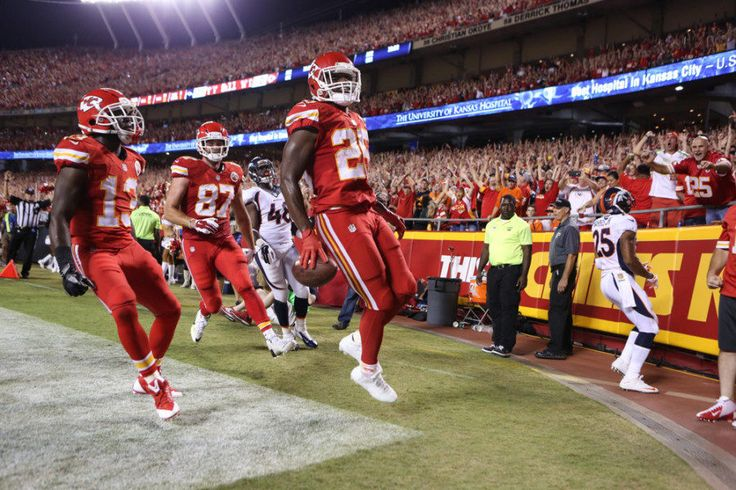 Chiefs' RB Jamaal Charles active, Steelers' LB Ryan Shazier out = The Kansas City Chiefs will have RB Jamaal Charles back in the lineup for the first time since he tore his ACL on a non-contact play last year. He's finally going to make his season debut when the Chiefs take on.....