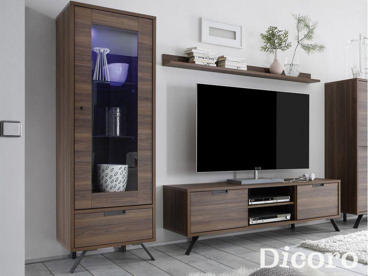 Vitrinas de madera Urban DICORO (275€)