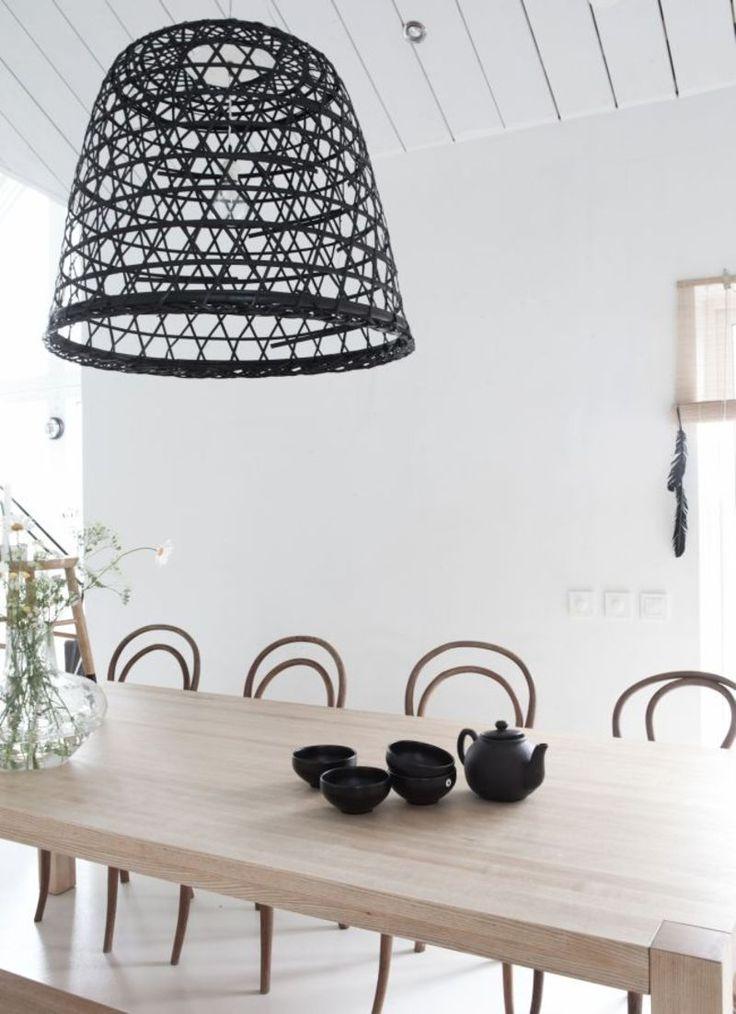 DIY: van mand tot lampenkap incl instructie