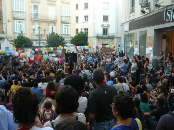 """Encuentro: """"El 15M y las condiciones sociales de la democracia asamblearia"""""""