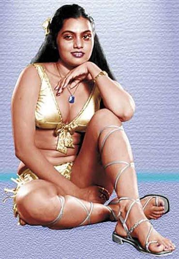 Silk Smitha December 2, 1960- September 23, 1996  Vijayalakshmi Vadlapati, known popularly as Silk Smitha, was an Indian film artiste who worked predominantly in the South Indian languages.  On September 23, 1996, she was found dead in her apartment in Chennai, apparently having committed suicide.