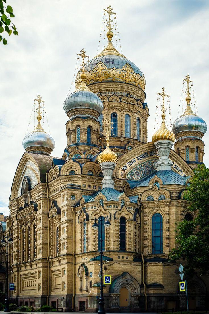 St. Petersburg Metochion of the monastery of Optina Pustyn