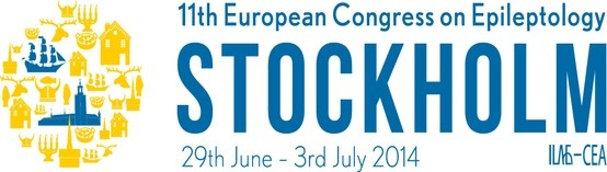 The 11th European Congress on #Epileptology will take place in #Stockholm in 2014. www.epilepsystockholm2014.org