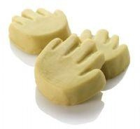 Lush Tiny Hands hand lotion bars.