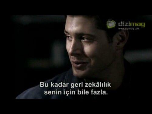 #dean#supernatural#birazdagulelim :)