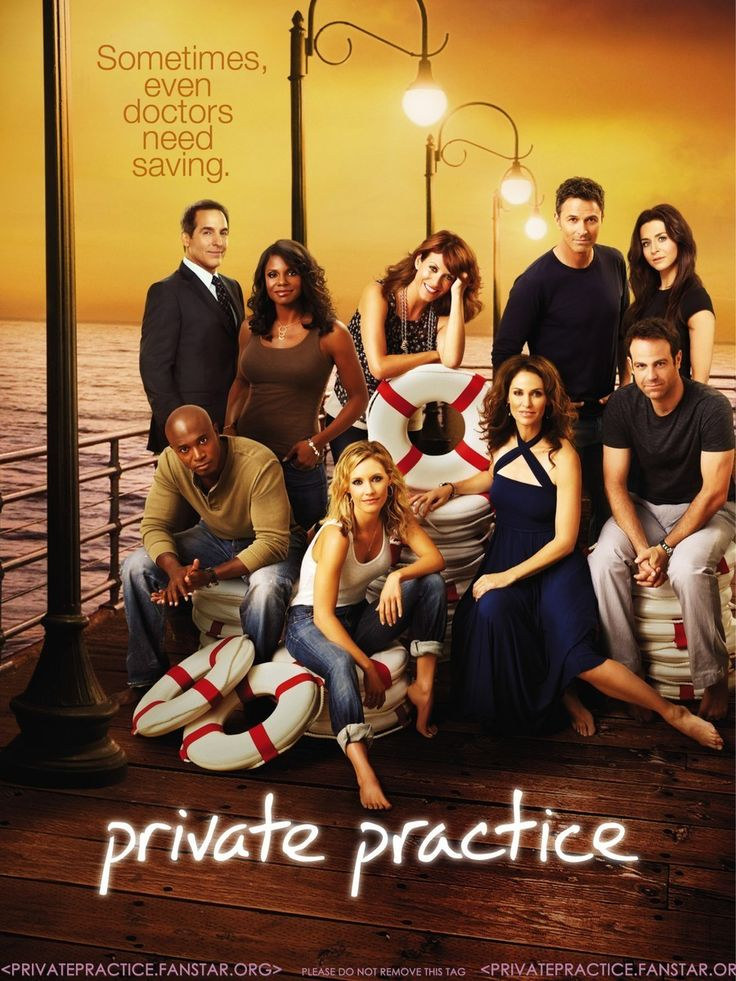 Private Practice cast Addison Montgomery-Kate Walsh Pete ...