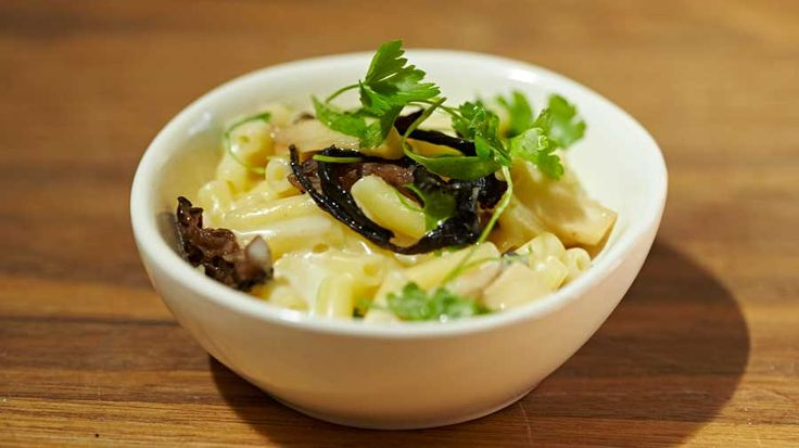 Mac n Cheese - Marco Pierre White's spin on the comfort food classic