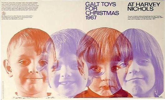 ken garland & associates:graphic design:galt toys
