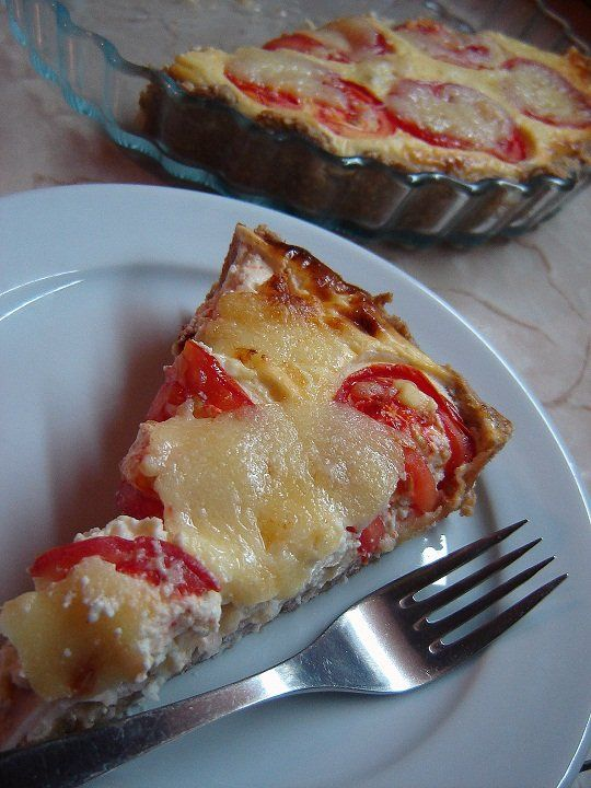 Vacsorára: túrós-zöldséges pite | Praktikák sok gyerekhez