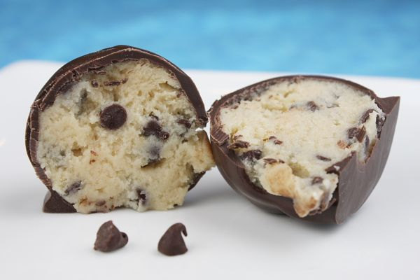 Cookie dough truffles!
