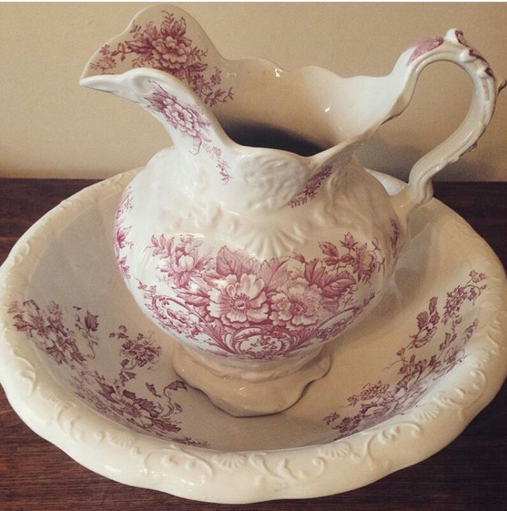 lavender purple toile transferware - photo #21