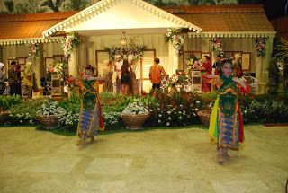 true to your heart: Wedding Reception - Upacara Palang Pintu Betawi