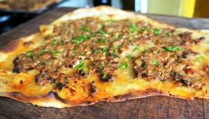 Lamb Flatbreads - Easy Homemade Lamb Flatbreads recipe