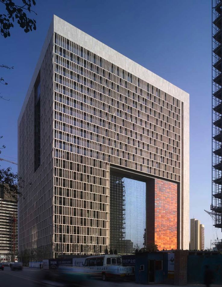 architecture NOW: New Beijing Poly Plaza, Beijing, China