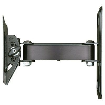 Sanus Classic Small Full Motion Wall Mount For 13 32 Tvs   Black (MSF07C
