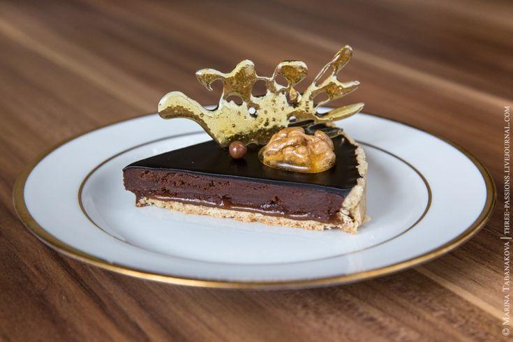 three_passions: Вторая годовщина делюсь им со всеми любителями шоколада и карамели :)