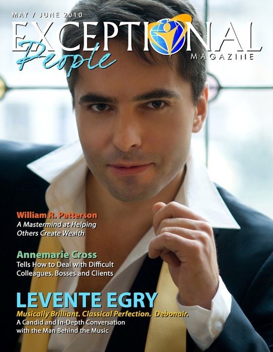 Very talented classical crossover composer/pianist ,Levente Egry  www.leventeegry.com