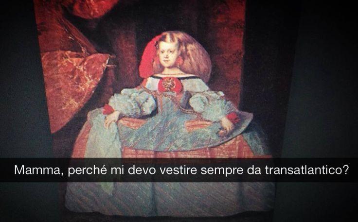 """Diego Velázquez . """" Ritratto dell'Infanta doña Margherita d'Austria"""""""