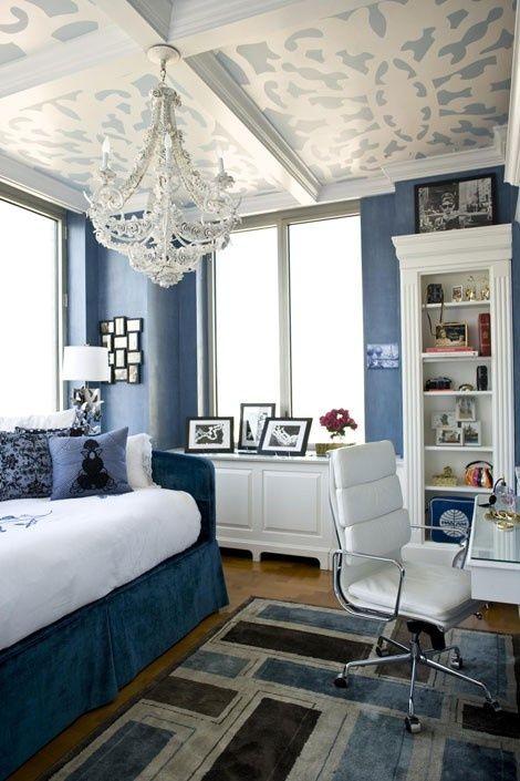 die 182 besten bilder zu ceilings auf pinterest | gestrichene ... - Muster Deckengestaltung