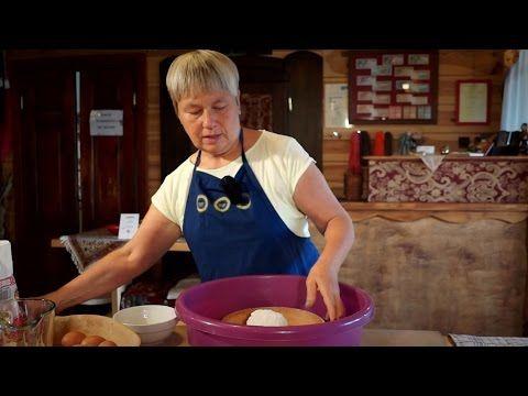 Przepis na pierekaczewnik- Dżenneta Bogdanowicz (Tatarska Jurta Kruszyniany) - YouTube