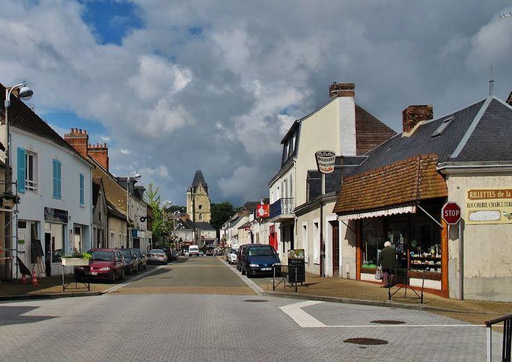Connerré, Sarthe. Pop: 2926.