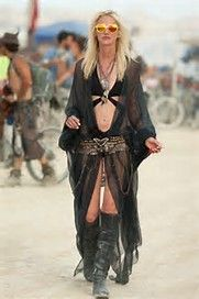 Image result for Burning Man Costumes