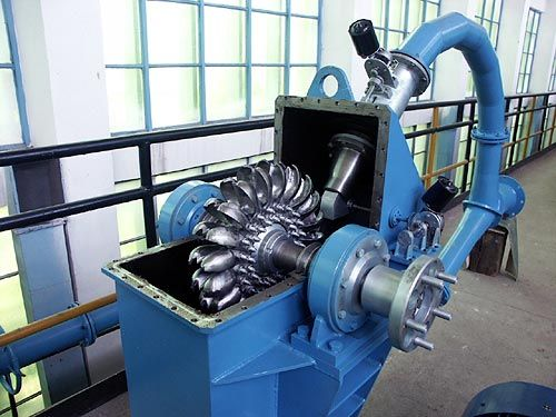 Pelton Turbines