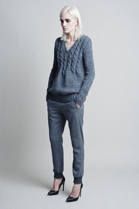 ⓧⓞⓥ lacooletchic: http://www.style.com/fashionshows/complete/slideshow/F2014RTW-WAYNE/#11