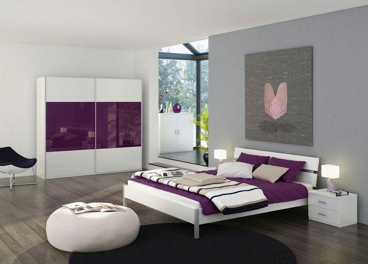[ Grey Bedroom Glass Sanctuary Purple White Decor Elegant Modern Bedroom  Design Modloft Interior Design ]   Best Free Home Design Idea U0026 Inspiration