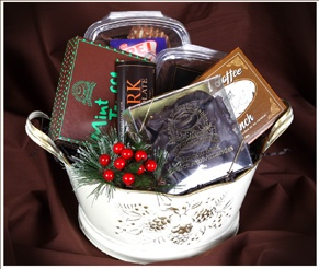 Chocolate Lovers #Gift Basket from Anne of Green Gables #Chocolates, #PEI. $39.99