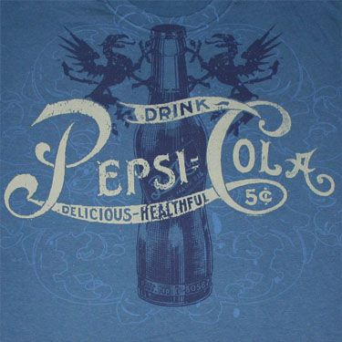 """pepsi - Pepsi (stylized in lowercase as pepsi, formerly stylized in uppercase as PEPSI) is a carbonated soft drink that is produced and manufactured by PepsiCo. Created and developed in 1893 and introduced as """"Brad's Drink"""", it was later renamed as Pepsi-Cola on August 28, 1898, then to Pepsi in 1961. -Wikipedia"""