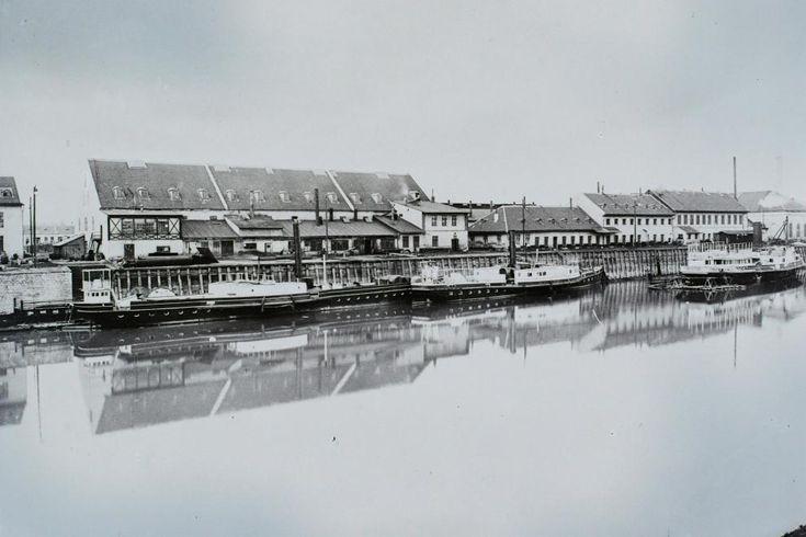 Óbudai hajógyár.
