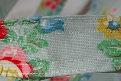 Tips for sewing oilcloth