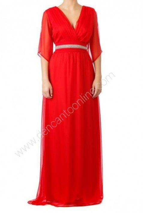 vestido liso organza c.brillante http://www.dencantoonline.com/vestidos-largos/1217-vestido-liso-organza-cbrillante.html