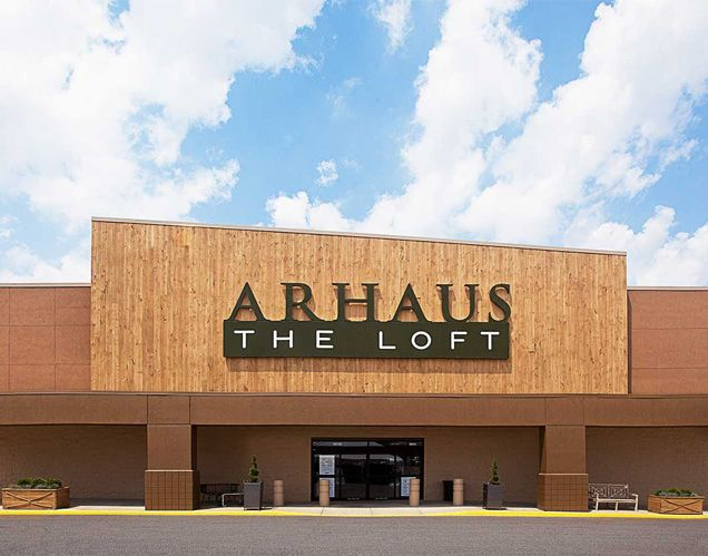 Arhaus furniture loft clearance center brooklyn oh for Arhaus furniture
