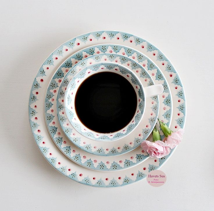 Emma Bridgewater - Rose and Bee - Coffee - Kaffe - Havets Sus - Denmark