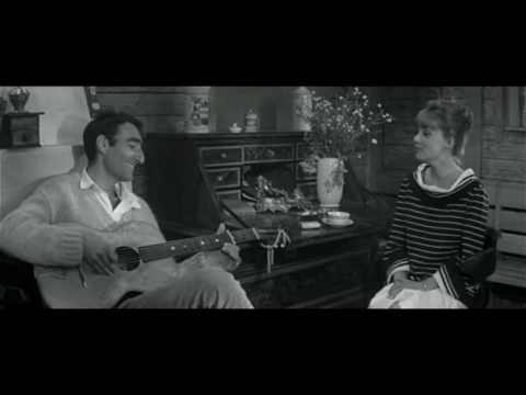 """One of my favorite sequences from the movie """"Jules et Jim"""" that includes the song """"Le tourbillon""""."""