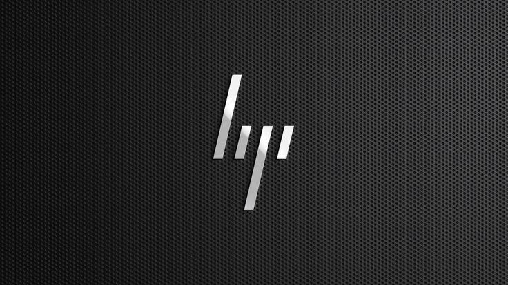 Hewlett Packard, Hp, Hp Logo, Hewlett Packard Hp Logo Art